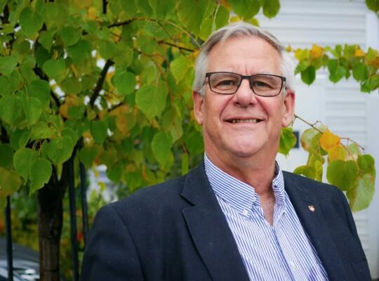 Kjell Jørgensen - Director Global Services Maritech