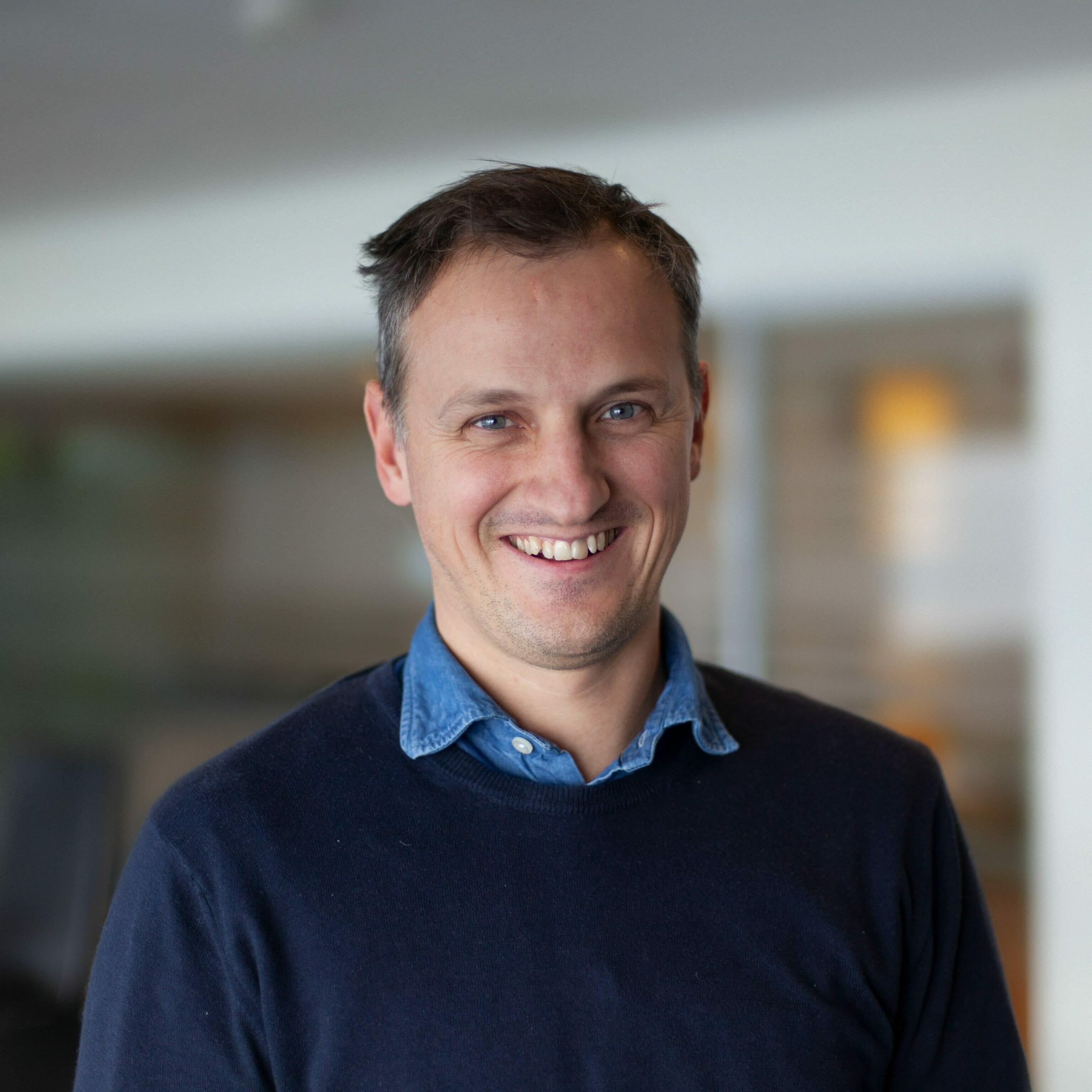 Bjørnar Kvalsnes_Product and Technology Director, Maritech